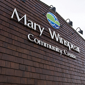 the mary winspear centre