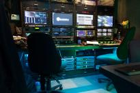 Control Booth at Mary Winspear Centre